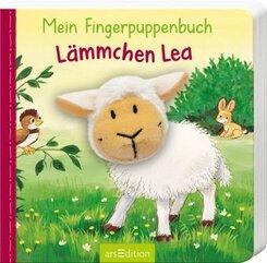 Mein Fingerpuppenbuch - Lämmchen Lea