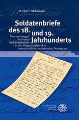 Soldatenbriefe des 18. und 19. Jahrhunderts