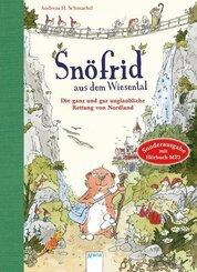 Snöfrid aus dem Wiesental - Die ganz und gar unglaubliche Rettung von Nordland, m. MP3-CD