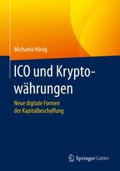ICO und Kryptowährungen