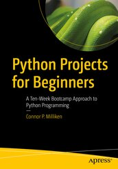 Python Projects for Beginners