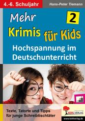 Mehr Krimis für Kids - Bd.2