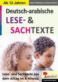 Deutsch-Arabische SACHTEXTE