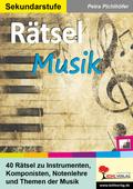 Rätsel Musik