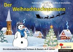 Der Weihnachtsschneemann