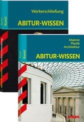 Abitur-Wissen Kunst, 2 Bde.