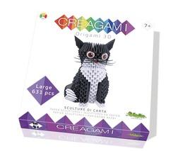 Creagami - Katze - 632 Teile