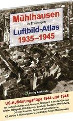 Mühlhausen in Thüringen Luftbild-Atlas 1935-1945