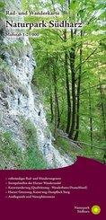 KKV Rad- und Wanderkarte Naturpark Südharz