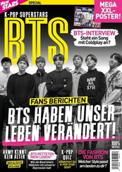 New Stars Special: K-Pop Superstars BTS