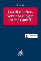 Gesellschaftervereinbarungen in der GmbH