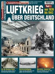 Luftkrieg über Deutschland - Tl.1