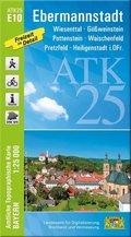 ATK25-E10 Ebermannstadt (Amtliche Topographische Karte 1:25000)