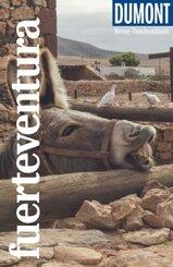 DuMont Reise-Taschenbuch Fuerteventura