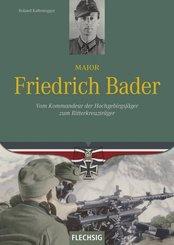 Major Friedrich Bader