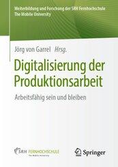Digitalisierung der Produktionsarbeit