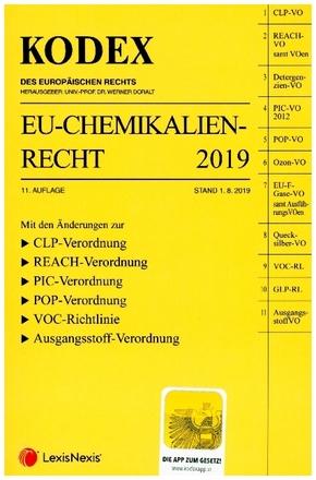 KODEX EU-Chemikalienrecht 2019