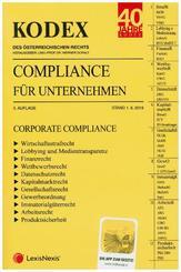 KODEX Compliance für Unternehmen 2019/20
