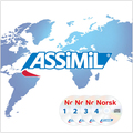 Assimil Norwegisch ohne Mühe: Norsk, 4 Audio-CDs
