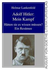 Adolf Hitler: Mein Kampf