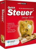 QuickSteuer Deluxe 2020, 1 DVD-ROM