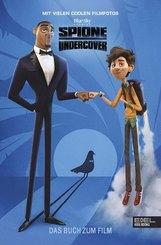 Spione Undercover, Das Buch zum Film