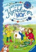 Wir Kinder vom Kornblumenhof, Band 4: Eine Ziege in der Schule; . - Bd. 4