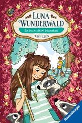 Luna Wunderwald: Ein Dachs dreht Däumchen