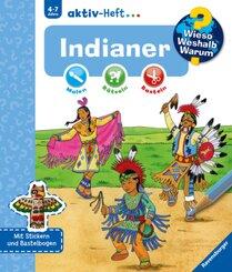 Indianer- Wieso? Weshalb? Warum? aktiv-Heft