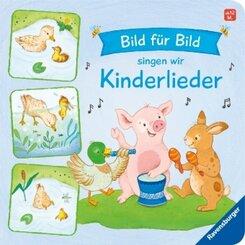 Bild für Bild singen wir Kinderlieder