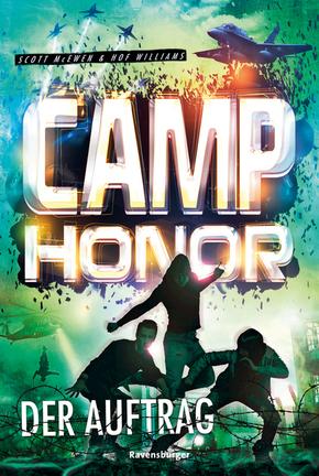 Camp Honor: Der Auftrag; Volume 3