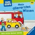 Mein erster Bücherwürfel: Mein allererstes Wissen, 6 Bde.
