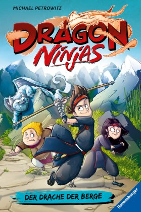 Dragon Ninjas: Der Drache der Berge