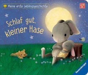 Schlaf gut, kleiner Hase