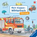 Mein Klappen-Wörterbuch - Fahrzeuge