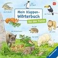 GernMein Klappen-Wörterbuch: Bei den Tieren