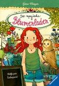 Der magische Blumenladen, Band 11: Hilfe per Eulenpost; .