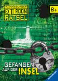 Ravensburger Exit Room Rätsel: Gefangen auf der Insel - Rätselbuch zum Escape-Room