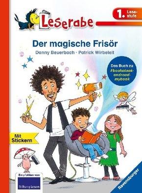 Der magische Frisör - Leserabe, 1. Lesestufe