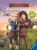 Dreamworks Dragons: Drachenstarke Geschichten für Erstleser; .