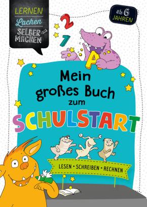 Mein großes Buch zum Schulstart