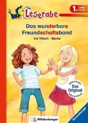 Das wunderbare Freundschaftsband - Leserabe 1. Klasse - Erstlesebuch für Kinder ab 6 Jahren