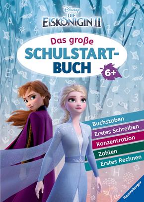 Disney Die Eiskönigin II: Das große Schulstartbuch; 9
