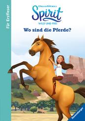 Wo sind die Pferde?