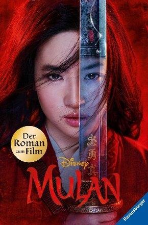 Disney Mulan: Der Roman zum Film