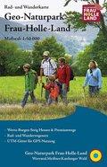 KKV Rad- und Wanderkarte Geo-Naturpark Frau-Holle-Land