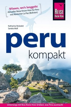 Reise Know-How Peru kompakt