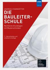 Die Bauleiterschule, m. CD-ROM