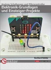 Elektronik-Grundlagen und Einsteiger-Projekte