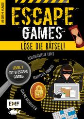 Escape Games für clevere Detektive